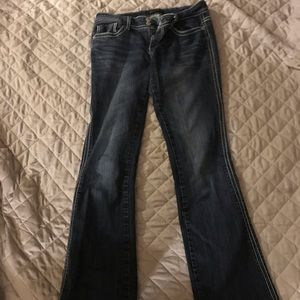 Boot cut jeans size 4